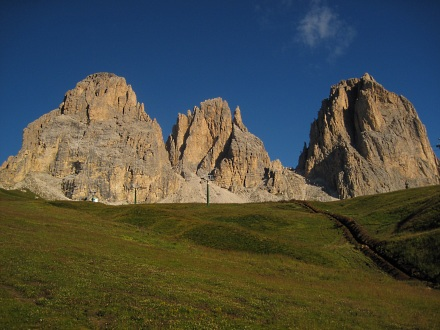 Klettersteig Plattkofel : Langkofelscharte und umrundung des plattkofels tourentagebuch