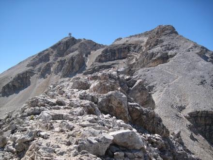 Klettersteig Piz Boe : Auf dem lichtenfelser steig zum piz boe tourentagebuch