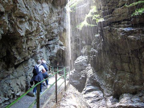 Breitachklamm – Geopark Allgäu