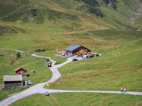 Damüls – Rundtour zur Oberdamülser Alpe