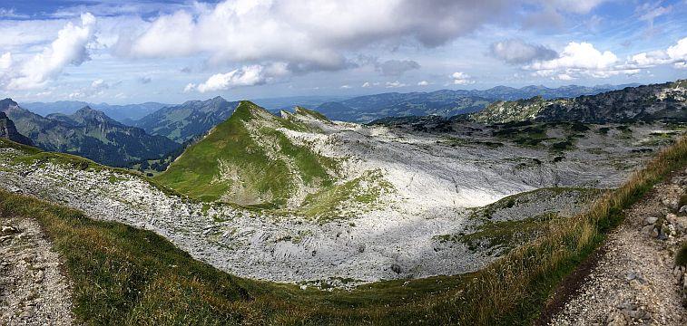 Auenhütte – Ifenhütte – Gottesackerplateau