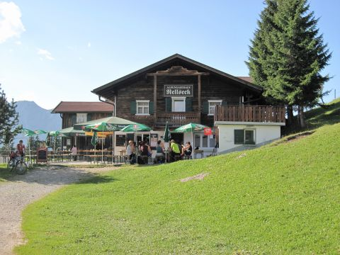 Alpengasthof Rellseck