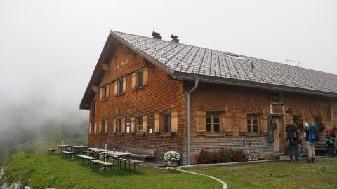 Alpe Ragaz / Ragazer Alpe