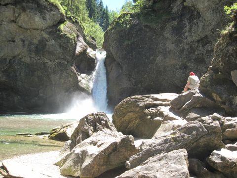 """Premiumwanderweg """"Wildes Wasser"""" – Die Buchenegger Wasserfälle"""
