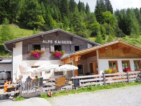 Alpe Kaisers (Kaiseralm)
