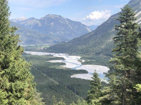Baichlstein – Gipfeltour von Vorderhornbach