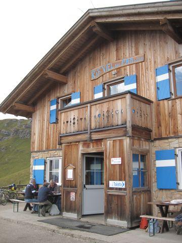 Bindelweghütte