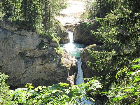 Buchenegger Wasserfälle – Geopark Allgäu