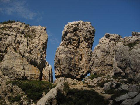 Dolomitenhöhenweg Nr.1 – Pala Favera – Rifugio Tissi