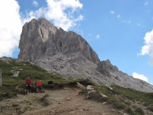 Dolomitenhöhenweg Nr.1 – Rund um die Croda da Lago