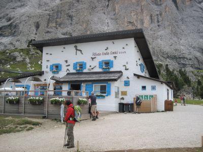 E. Comici-Hütte