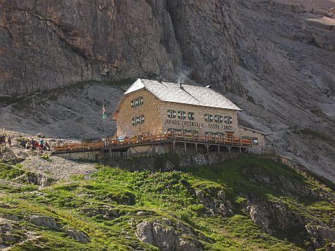 Langkofel-Hütte