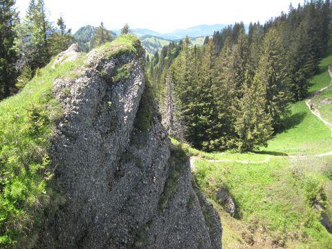 Nagelfluhkette – Geopark Allgäu