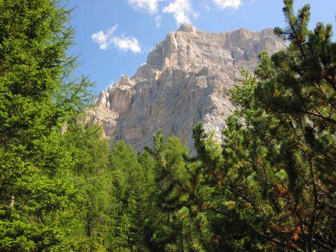 Dolomitenhöhenweg Nr.1 – Passo Staulanza – Rifugio Venezia