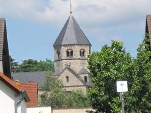 Auf dem Selztal-Radweg von Hahnheim nach Ingelheim