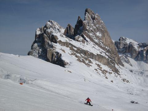 Skitour – Kolfuschg – Seceda
