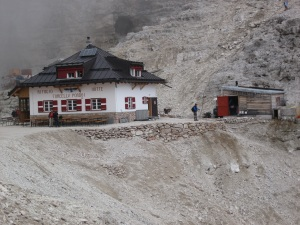 Forcella-Pordoi-Hütte